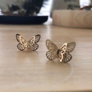 Butterfly Dimension Earrings